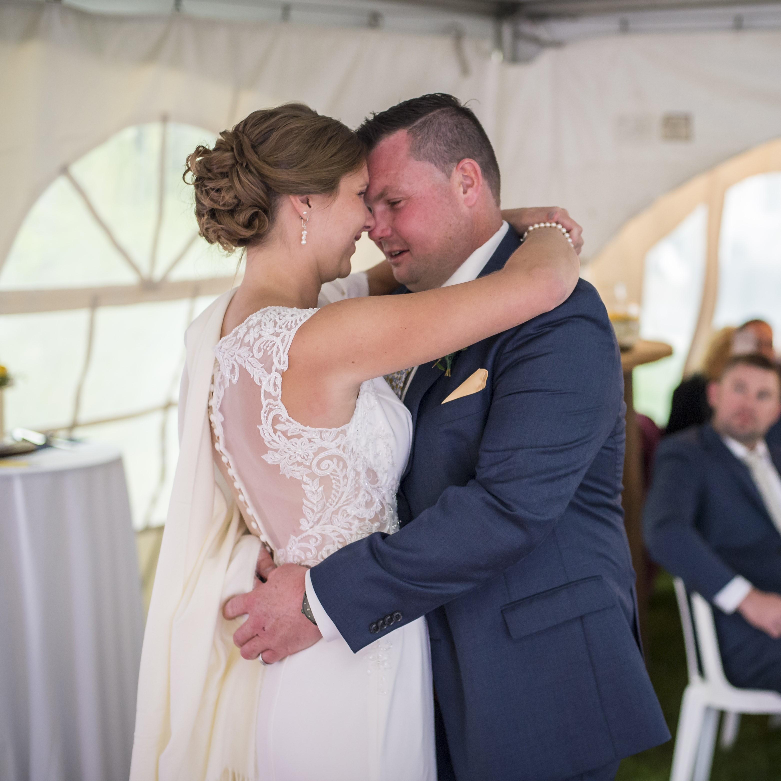 Weddings Don and Kristine