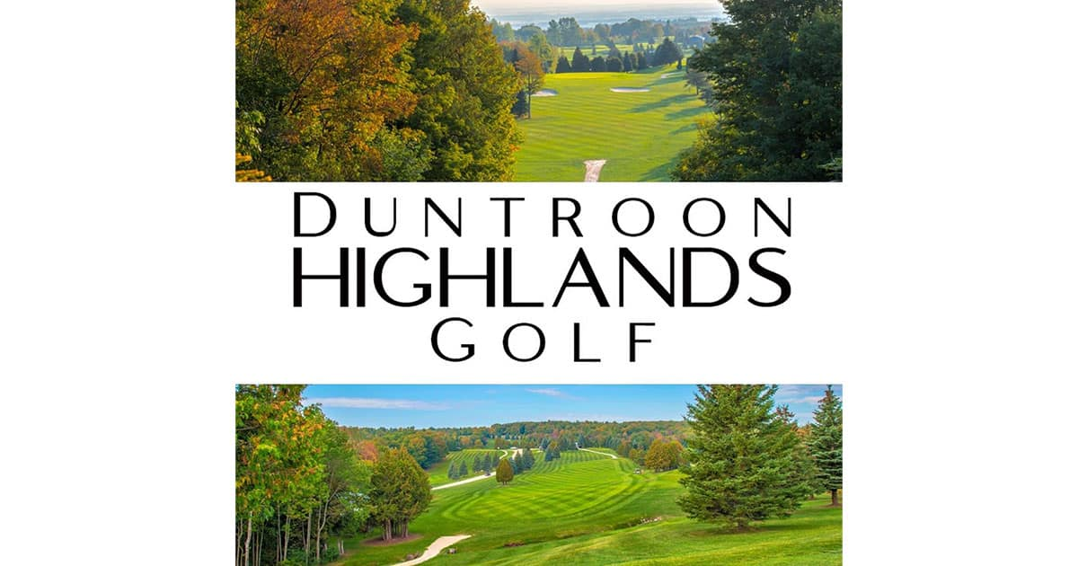 Duntroon Highlands Golf - DJ MasterMix